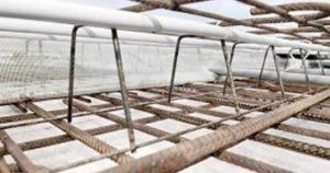 TABS System Heizung - Betonkernaktivierung Montage - TABS heizen kühlen